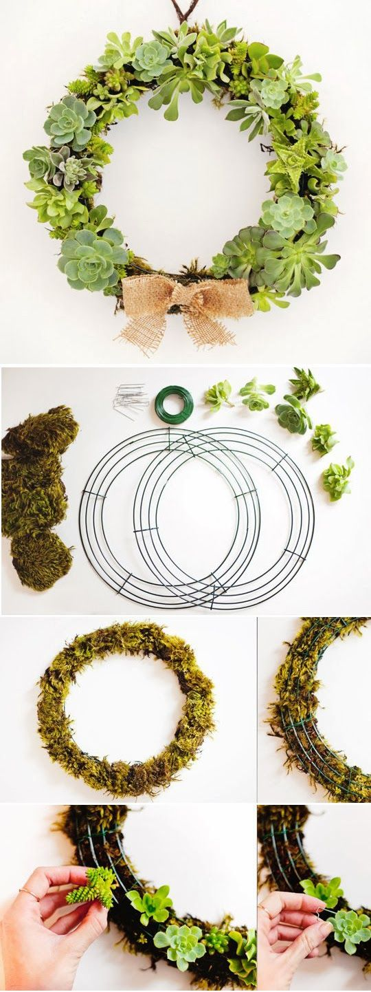 House in the Heights: Spring Wreath Roundup