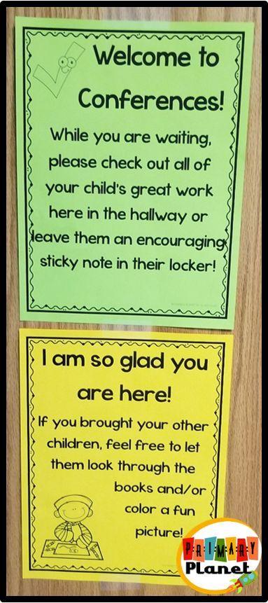 5 Tips for Parent Teacher Conferences