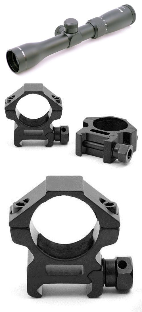 Pistol Scopes 66828: Hammers 2-7X32 Pistol Handgun Tactical Scout Scope Long Eye Relief Mount Rings -> BUY IT NOW ONLY: $63.38 on eBay!