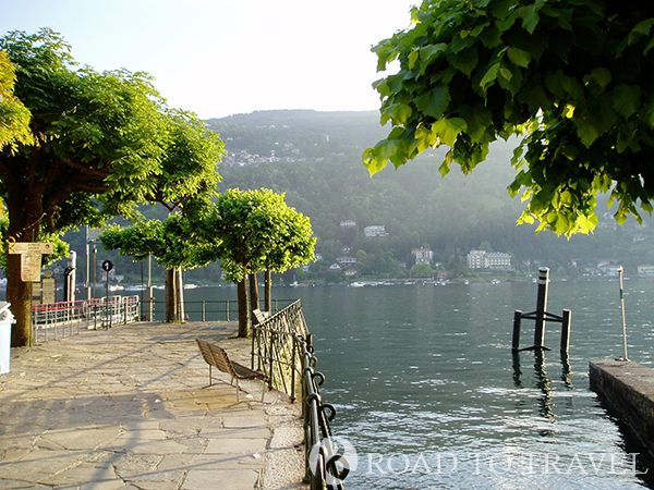 Isola dei Pescatori - Lake Maggiore - Italy