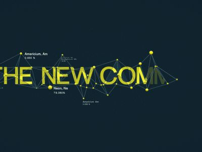 The New Commute Animated Node Diagram & Graphic