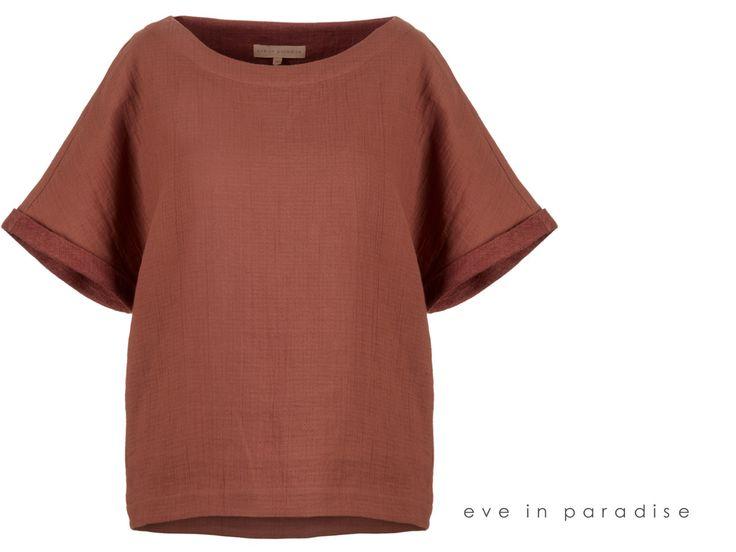Kurz geschnittenes #Damen-#Shirt Brit - jetzt im Angebot!