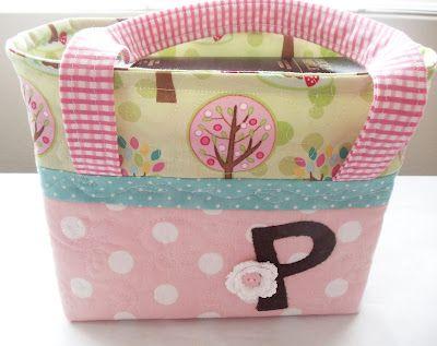 Scripture Tote Bag - Free Sewing Tutorial