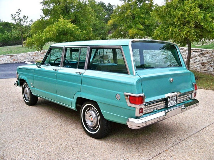 Jeep Grand Wagoneers Full Professional Ground Up >> 109 best Only In A Jeep images on Pinterest | Jeep stuff, Jeep wagoneer and Jeep jeep