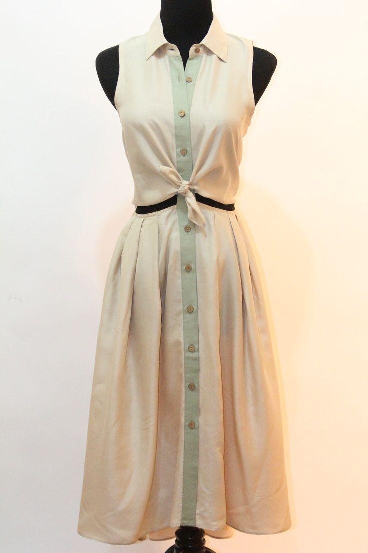 Samantha Pleet- Scout Dress  great dress found at http://www.nythreadtrend.com
