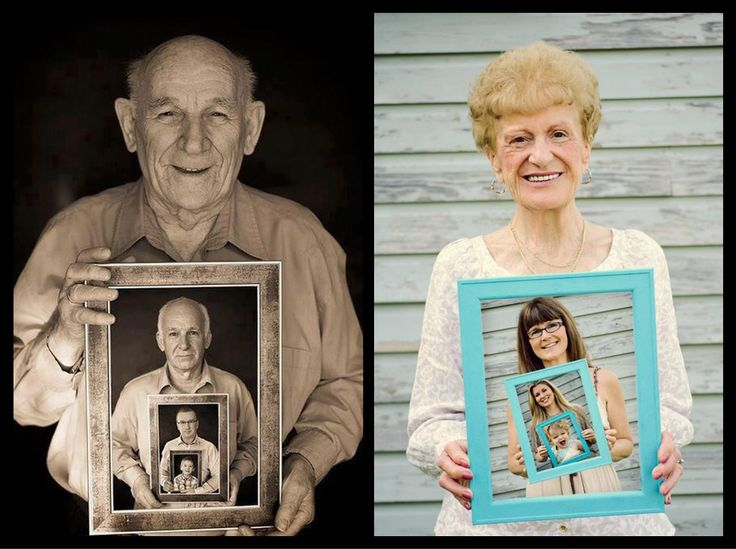 Really love these four generations photos - well done