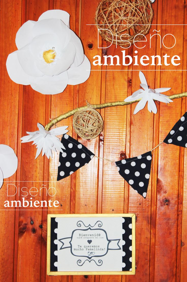 #Party #Baby #Decor www.disenoambiente.cl