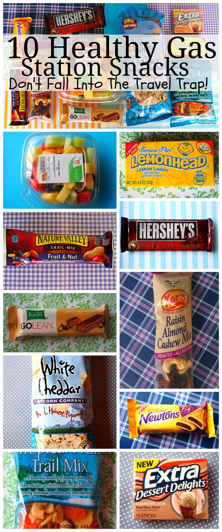 10 Healthy Gas Station Snacks! Don't Fall Into The Travel Trap! Click to read more!: Diet Food, Stations Snacks, Healthy Gas, Travel Traps, Travel Healthy Snacks, Healthy Food Snacks, 10 Healthy, Gas Stations Food, Healthy Hockey Snacks