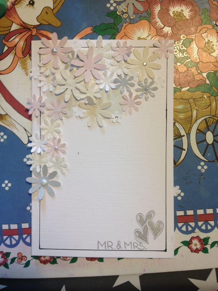 Bröllopskort av Natalie