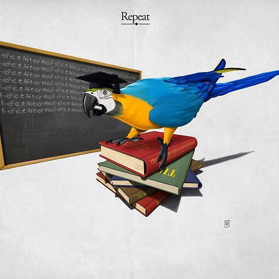 Repeat art | decor | wall art | inspiration | animals | home decor | idea | humor | gifts