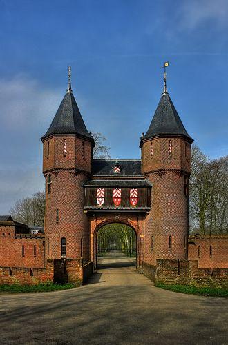 Haarzuilens NL - Kasteel de Haar, The Netherlands