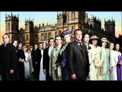 """Downton Abbey - """"Love and the Hunter"""" (one of the best songs of this soundtrack in my opinion!)"""