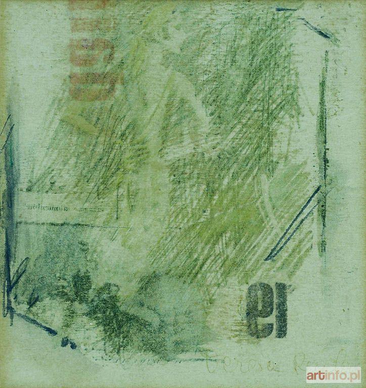 Teresa RUDOWICZ ● Bez tytułu ● Aukcja ● Artinfo.pl