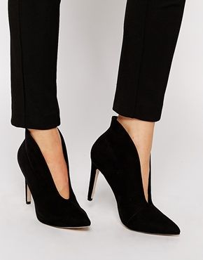 Enlarge ASOS EAT YOUR HEART OUT Shoe Boots
