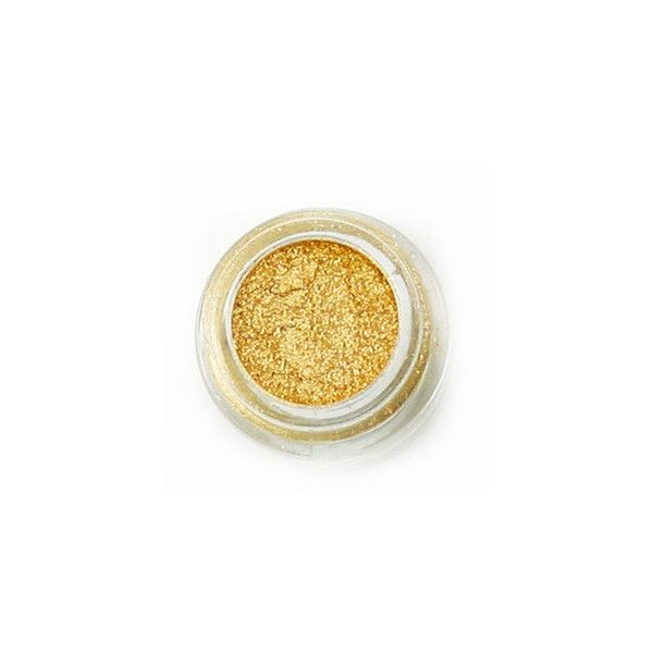 Barry M Fine Glitter Dust - Yellow Gold 10 ($6.70) ❤ liked on Polyvore featuring beauty products, makeup, beauty, gold, cosmetics, eyeshadow, gold makeup, gold cosmetics, barry m makeup and barry m cosmetics