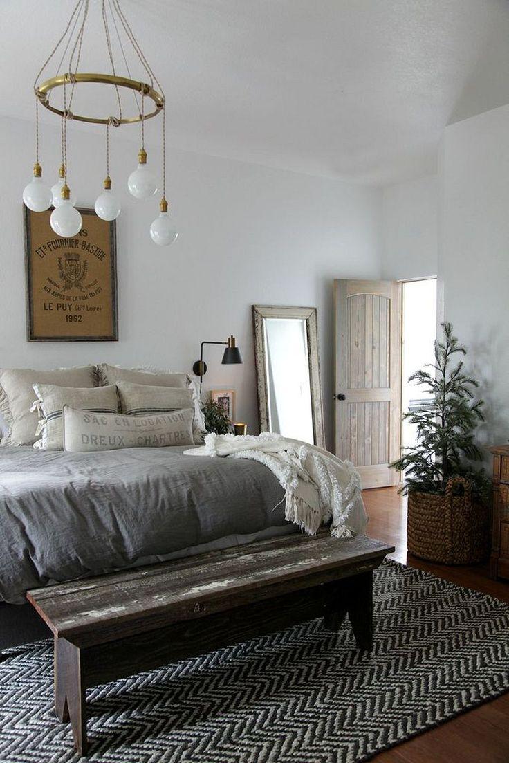 4 Simple Rustic Farmhouse Living Room Decor Ideas: Best 25+ Modern Farmhouse Bedroom Ideas On Pinterest