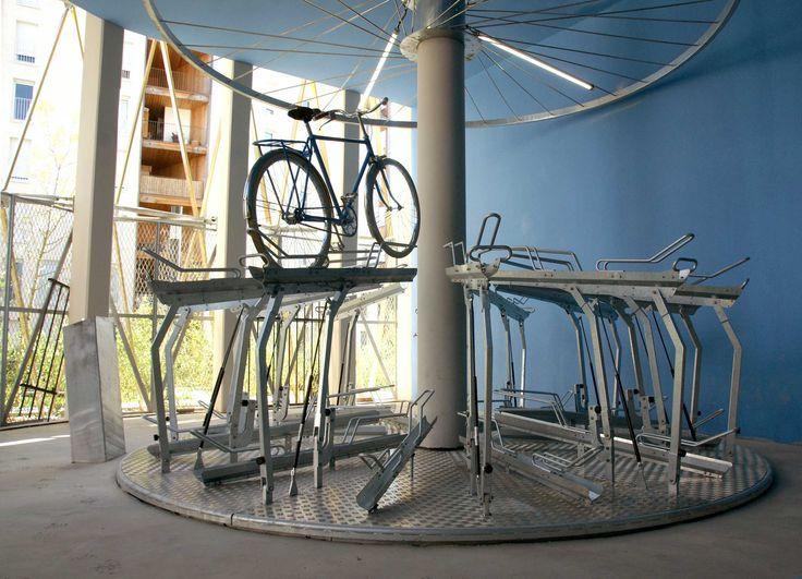 Carrousel à Vélos