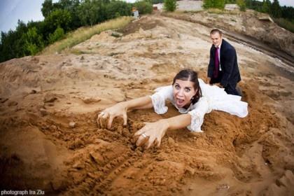 Le foto più ridicole e divertenti dei matrimoni