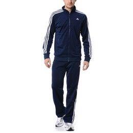 adidas X20583 Adidas Erkek Eşofman Takimi Ess 3s Pes Ts