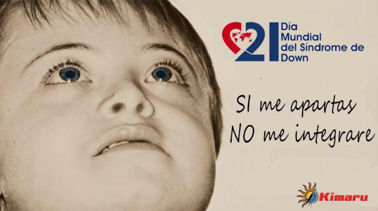 Día Internacional Sindrome de Down