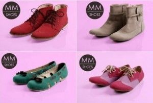 MM shoes  #So_style