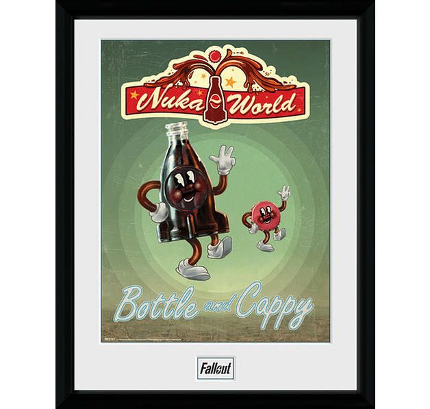 Fallout Collector Print