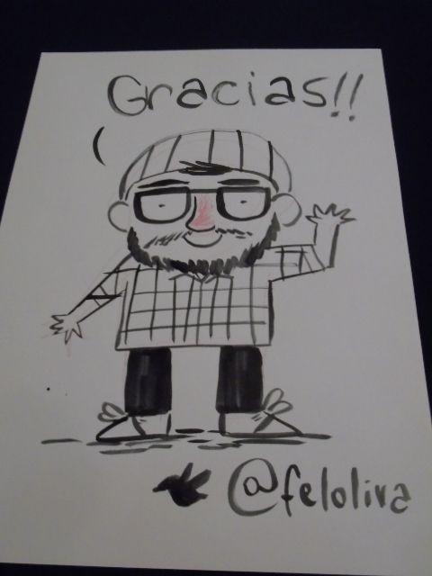 Dibujo de Felo!