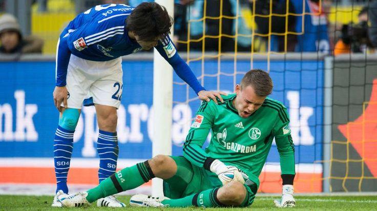 Schalke-Keeper Timon Wellenreuther: Horst Heldt hält zu Patzer-Torwart