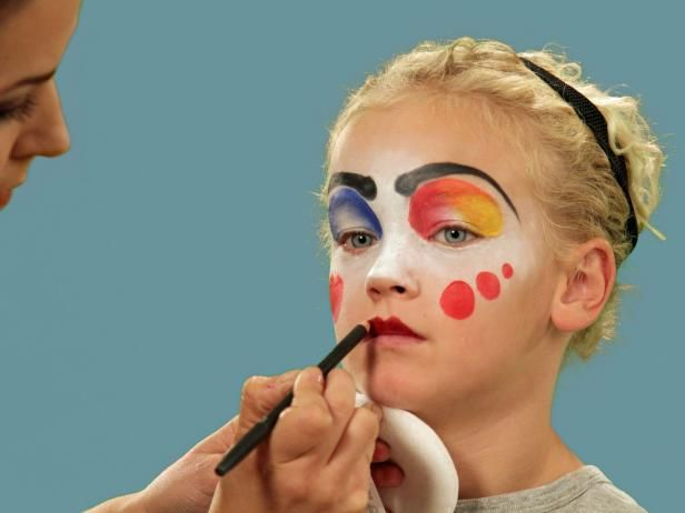 115 best images about Clown Make up Ideas on Pinterest ...