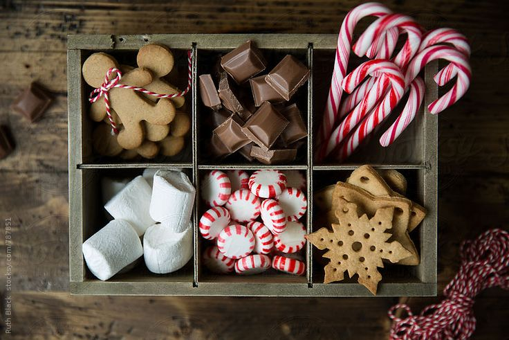 Christmas treats by Ruth Black for Stocksy United