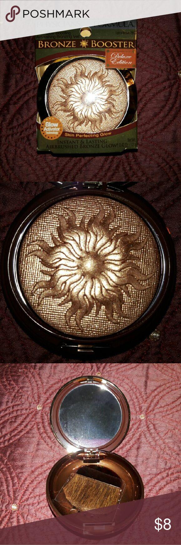 Physicians Formula Glow-Bposting Bronzer Brand New Light to Medium 7853 Bronzer Physicians Formula Makeup Bronzer