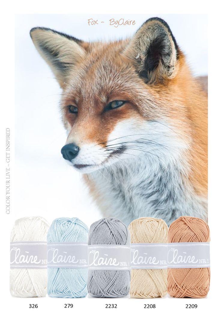Kleurenpalet voor bollen wol is natuurlijk ook te gebruiken als kleurenpalet voor een mandala.
