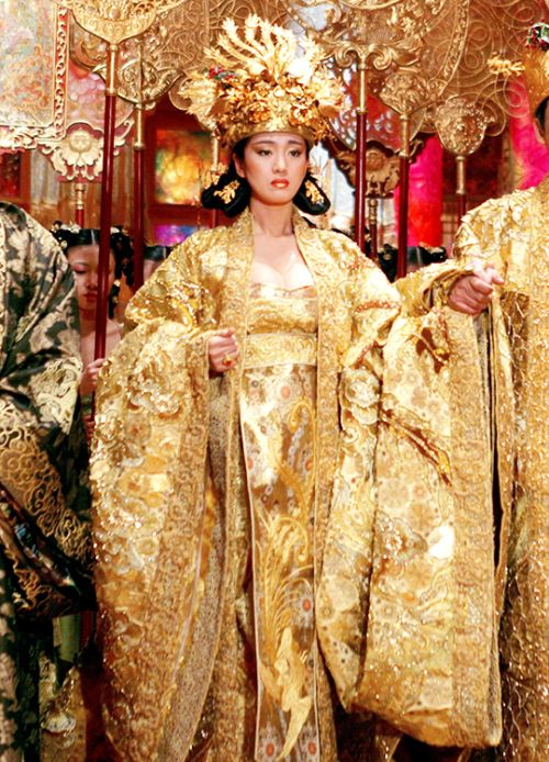 125 best curse of the golden flower images on pinterest golden gong li in curse of the golden flower 2006 mightylinksfo