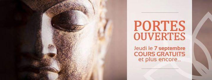 Journée portes ouvertes pour nos 10 ans! @ Centre Yoga Santé Laval, Laval [7 septembre]