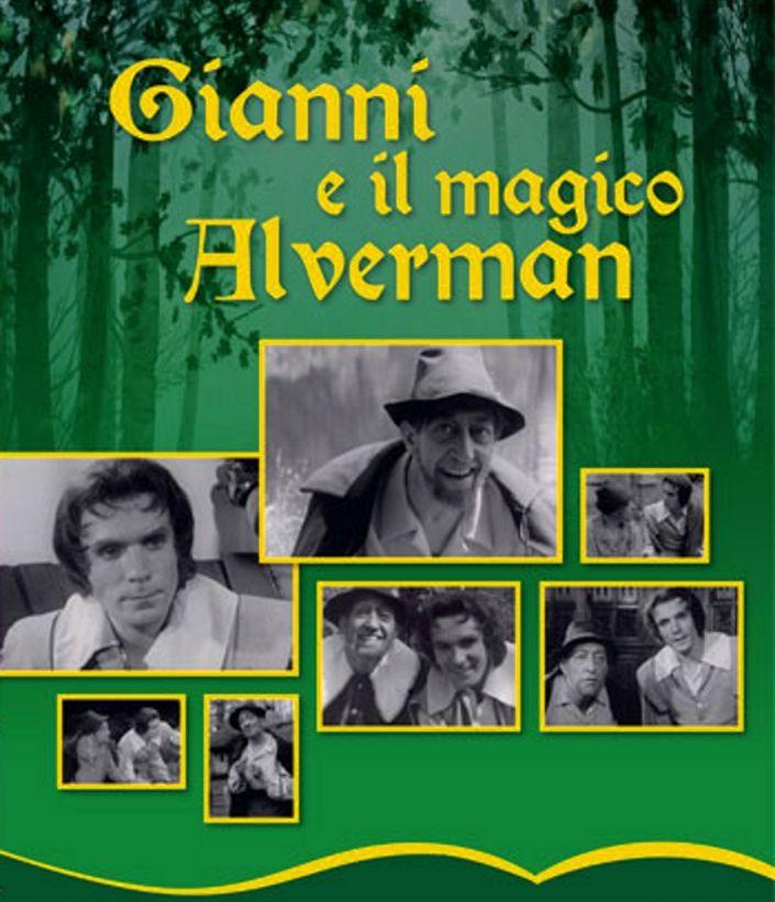 gianni e il magico alverman -