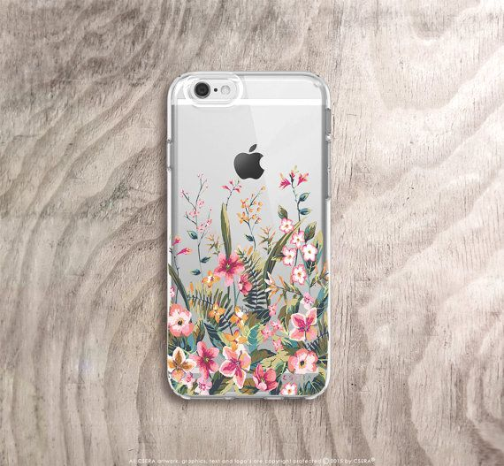 Floral iPhone Case ★ Check out more iPhone Accessories & Gadgets at @prettywallpaper