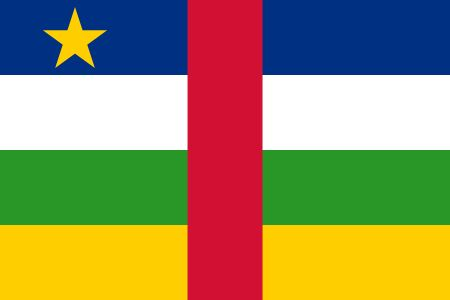 The Central African Republic is a landlocked country in Central Africa.The CAR covers a land area of about 620,000 square kilometres (240,000 sq mi) and had an estimated population of around 4.7 million as of 2014.Capital  and largest city Bangui