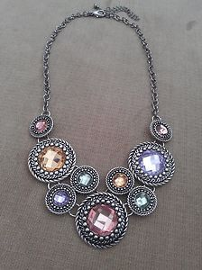 "premiere+jewelry+catalog+2013 | Premier Designs Jewelry ""Chiffon"" Necklace New 2013 Spring Catalog ..."