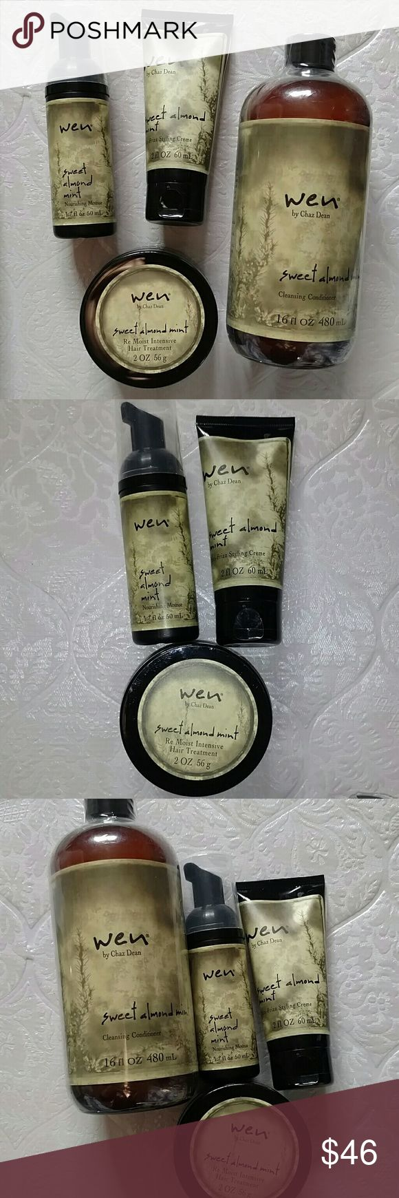 Wen Hair products All new and unopened See phots for further description details Sephora Makeup