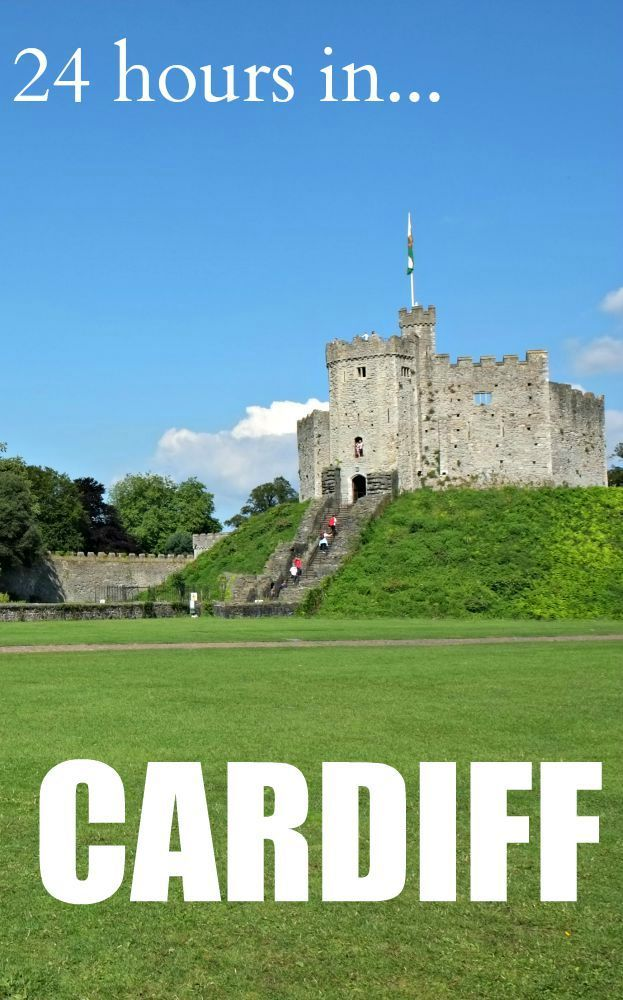 Cardiff in Wales has two city centres: one near the train station, and one by the bay. Near the train station, you have the Brewery Quarter and the Cafe Quarter where there are, indeed, lots of pubs!