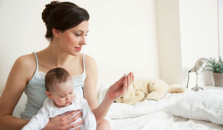 Dealing with fever in babies: Expert advice