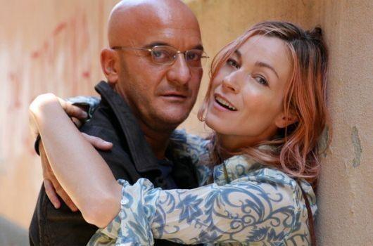 Claudio Bisio con Stefania Rocca
