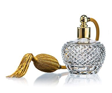 """Butelka do perfum z atomizerem """"Selene"""", Ø 8, wys. 9,5 cm"""