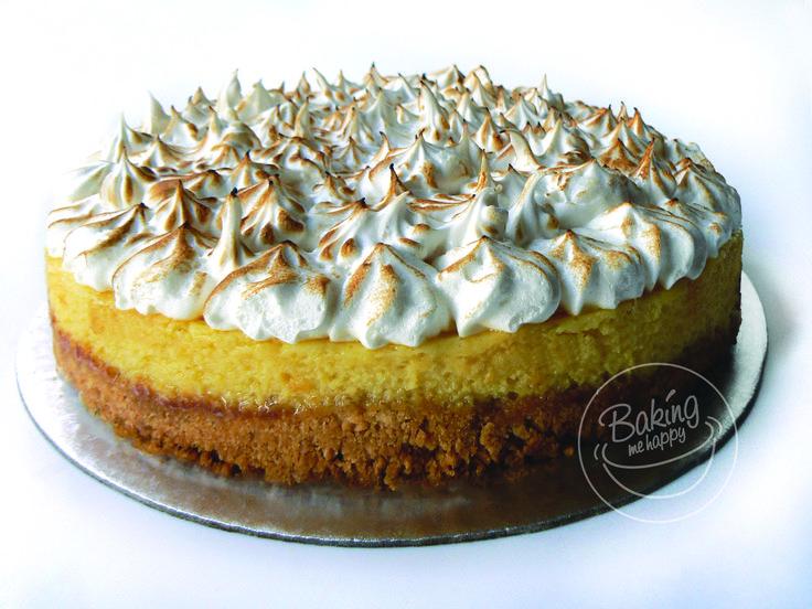 Lemon Meringue #LemonMeringue #BakingMeHappy