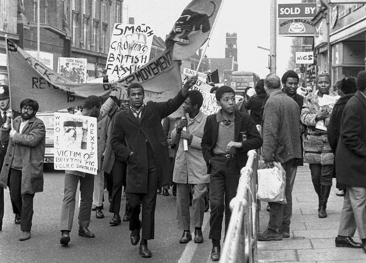 In the Mid-1960s | The British Black Panther Party, was educating their communities and fighting discrimination. Outright racist laws that threatened to repatriate entire swathes of the Black population were being pushed into place, and sections of the white middle classes were resentful towards the Black Community. But the BBP – based in Brixton, south London – helped to change all that, educating British Black people about their history and giving them a voice to speak out against…