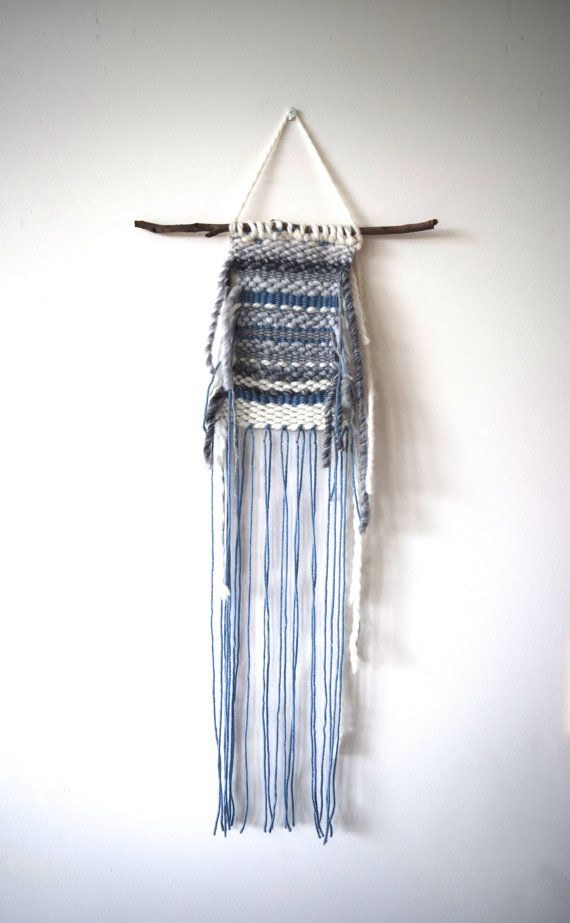 Hade Made Woven Wall Hanging