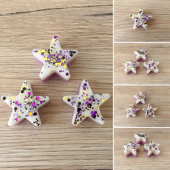 Wax Melts Wax Melt Scented Stars Comforter Dupe Lush Dupe