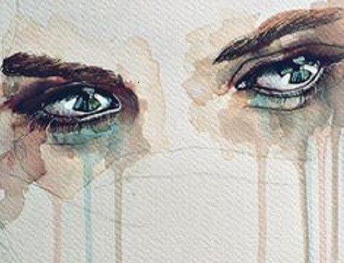 17 mejores ideas sobre Ojos Llorando en Pinterest | Técnicas de ...