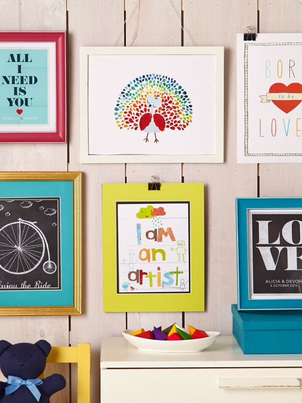Find the perfect picture for your child 39 s wall zulily for Home decor 70 off
