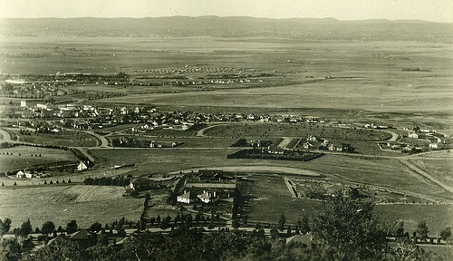 Old Red Hill, Canberra, ACT, c1927